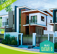 Now Pre-Selling! Qatar 6 (Single and Duplex Units) in Antipolo City