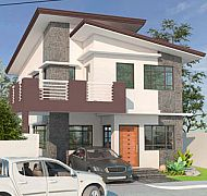 Qatar 4 Design - A Modern 4 Bed House in Antipolo