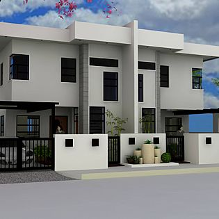 Farmers Porch Plans besides Modern courtyard house besides Luxury Facilities Let C ers Enjoy Nature With No Hassles also Granny Pods Floor Plans Guide likewise Front View Of Various Modern Houses 18224979. on large modern house plans