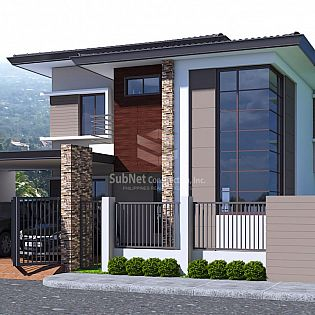 Cleveland A Modern House Design Philippines Realty Projects